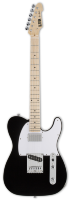 ESP LTD RON WOOD (Black)