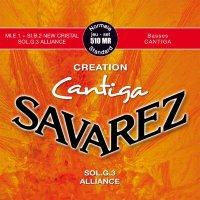 Savarez 510MR Creation Cantiga Classical Strings Normal Tension