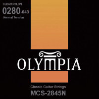 Olympia MCS-2845N Classical Guitar Strings Nylon Normal Tension 28/43