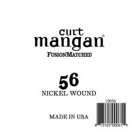 Curt Mangan 10056 56 Nickel Wound Ball End