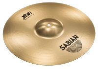 "Sabian XSR1609B 16"" XSR Rock Crash Brilliant"