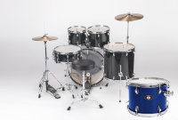 NATAL DRUMS DNA US FUSION DRUM KIT BLUE HARDWARE PACK Ударная установка