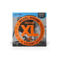 D'Addario EXL110BT Nickel Wound Balanced Tension Regular Light Electric Guitar Strings 10/46