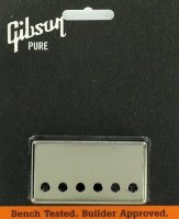 Gibson Pickup Cover NICKEL bridge position PRPC-035