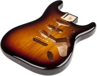 Fender Vintage 60s Stratocaster Body 3 Color Sunburst