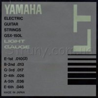 Yamaha GSX-150L Light Electric Guitar Strings 10/46