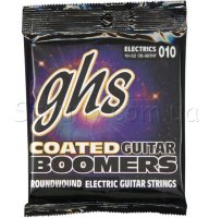 GHS CB-GBTNT Coated Boomers Thin/Thick Electric Guitar Strings 10/52