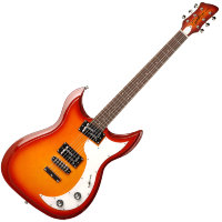 GODIN 037988 - Dorchester Cherry Burst HG RN With Bag