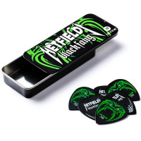 Dunlop PH112T.73 Набір медіаторів Hetfield's Black Fang Pick Tin 0.73мм