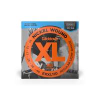 D'Addario EKXL110 Nickel Wound Regular Light Reinforced 10/46