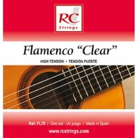 Royal Classics FL70 Flamenco Clear Strings