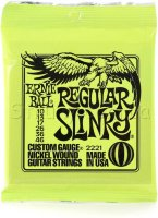 Ernie Ball 2221 Regular Slinky Nickel Wound 10/46