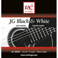 Royal Classics SBW80 JG Black & White Nylon