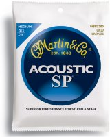 Martin MSP3200 SP Acoustic 80/20 Bronze Medium 13/56